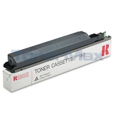 RICOH MV715 TYPE 80 TONER BLACK